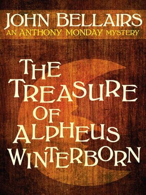 cover image of The Treasure of Alpheus Winterborn