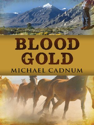 cover image of Blood Gold