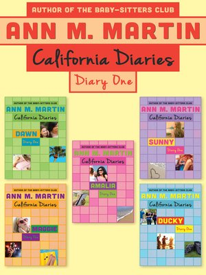 cover image of Diary One