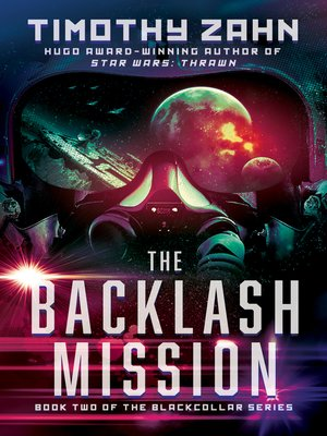 cover image of Backlash Mission