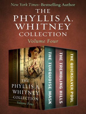 cover image of The Phyllis A. Whitney Collection Volume Four