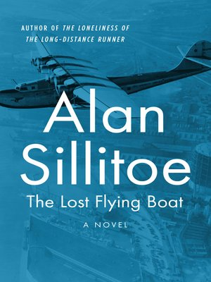 cover image of The Lost Flying Boat