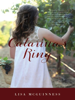 cover image of Catarina's Ring
