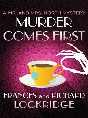 cover image of Murder Comes First