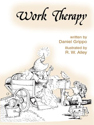 cover image of Work Therapy