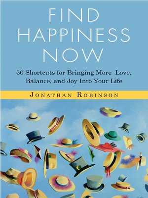 cover image of Find Happiness Now