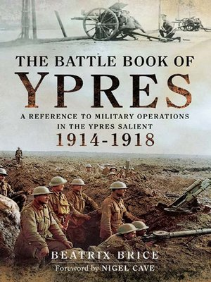 cover image of The Battle Book of Ypres