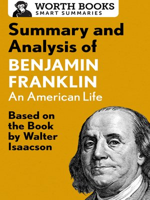 cover image of Summary and Analysis of Benjamin Franklin