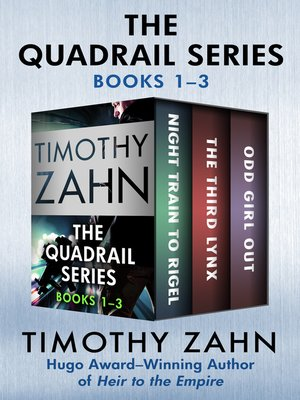 cover image of The Quadrail Series Books 1–3