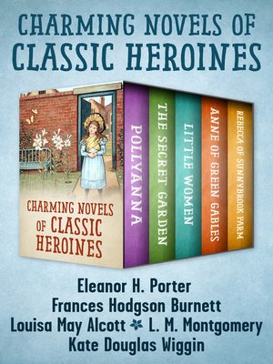 cover image of Charming Novels of Classic Heroines