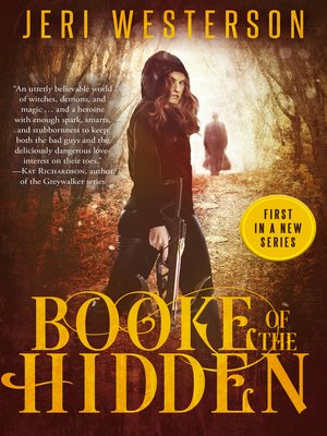cover image of Booke of the Hidden