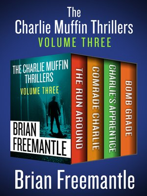 cover image of The Charlie Muffin Thrillers Volume Three