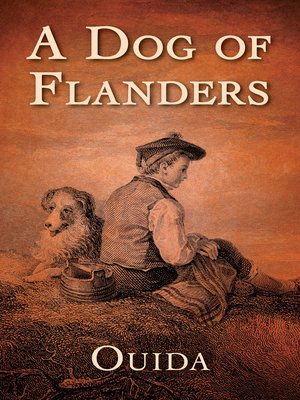 cover image of A Dog of Flanders