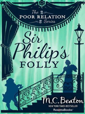 cover image of Sir Philip's Folly