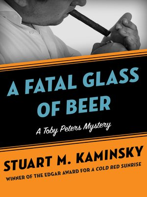 cover image of Fatal Glass of Beer