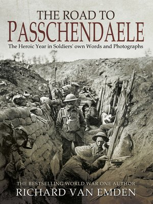cover image of The Road to Passchendaele