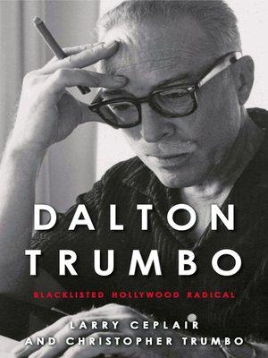 cover image of Dalton Trumbo