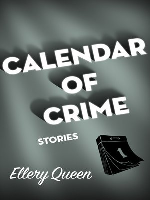 cover image of Calendar of Crime