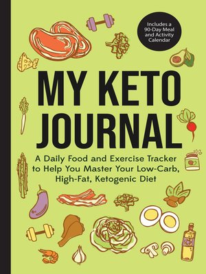 cover image of My Keto Journal