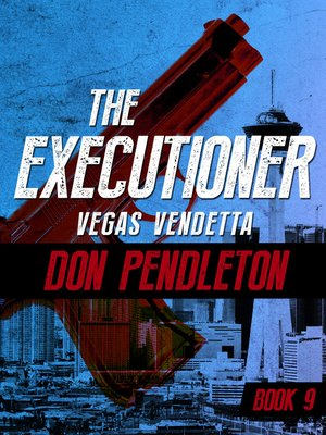cover image of Vegas Vendetta