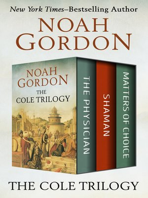 cover image of Cole Trilogy