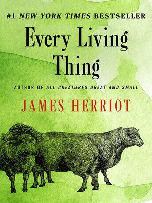 cover image of Every Living Thing
