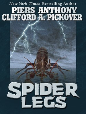 cover image of Spider Legs