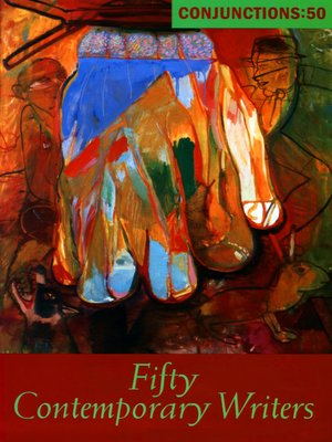 cover image of Fifty Contemporary Writers