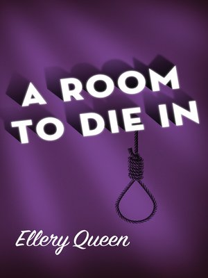 cover image of A Room to Die In
