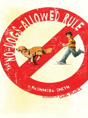 cover image of The No-Dogs-Allowed Rule