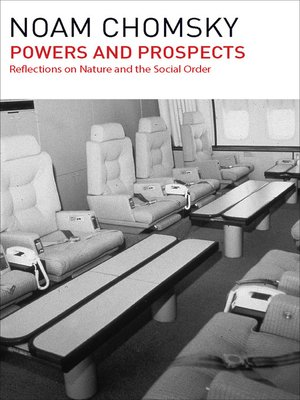 cover image of Powers and Prospects