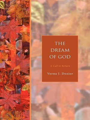 cover image of The Dream of God