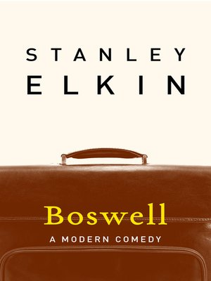 cover image of Boswell