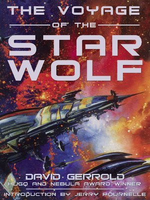cover image of The Voyage of the Star Wolf