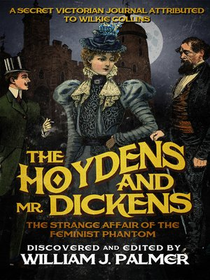 cover image of The Hoydens and Mr. Dickens