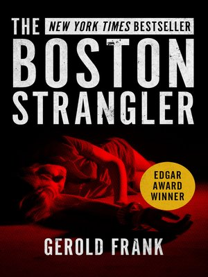 cover image of The Boston Strangler