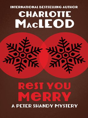 cover image of Rest You Merry