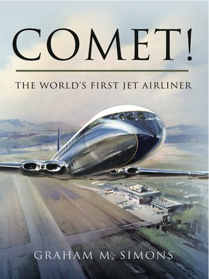 cover image of Comet!