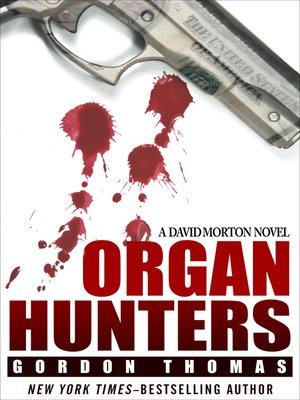 cover image of Organ Hunters