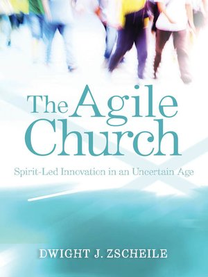 cover image of The Agile Church