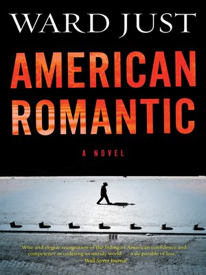 cover image of American Romantic