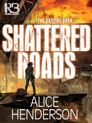 cover image of Shattered Roads