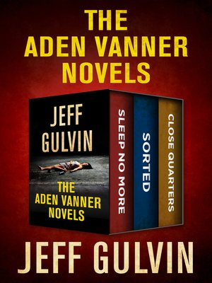 cover image of The Aden Vanner Novels