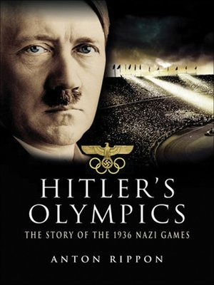 cover image of Hitler's Olympics