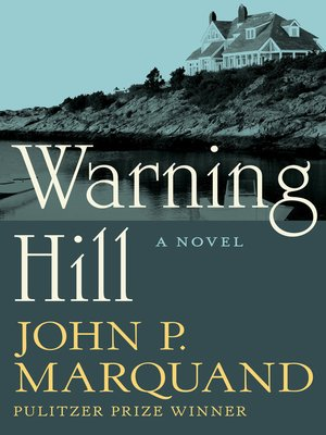 cover image of Warning Hill