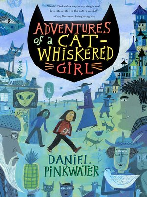 cover image of Adventures of a Cat-Whiskered Girl