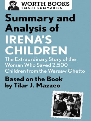 cover image of Summary and Analysis of Irena's Children