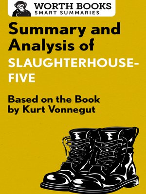 cover image of Summary and Analysis of Slaughterhouse-Five