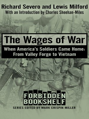 cover image of The Wages of War