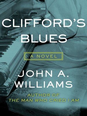 cover image of Clifford's Blues